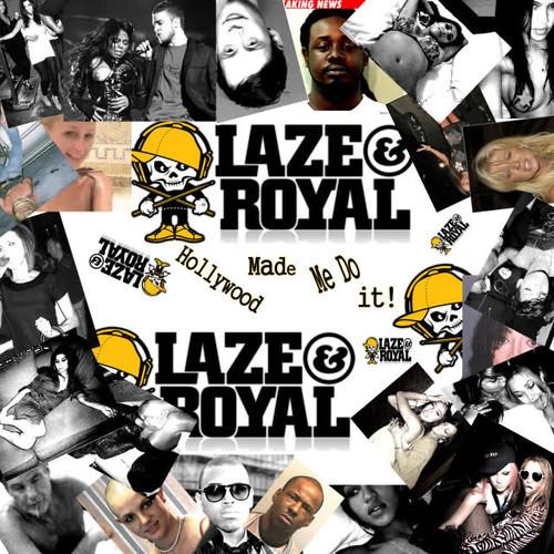 Обложка laze  royal